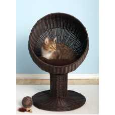 Kittys World Ball Bed - Espresso