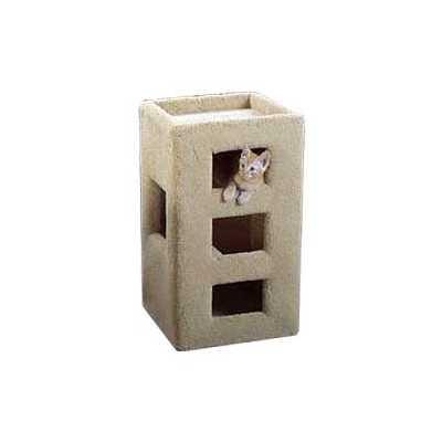 Large Kitty Sleeper Cube Image
