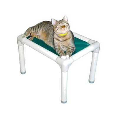 PVC Frame Cat Bed