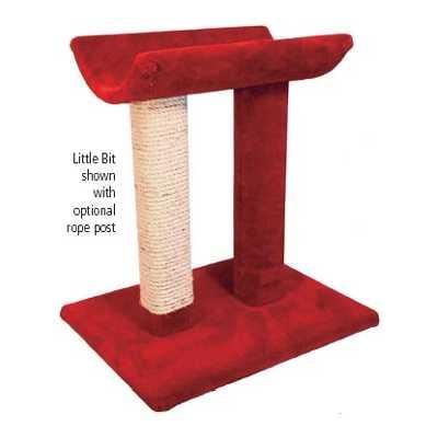 The Little Bit Cat Perch Image