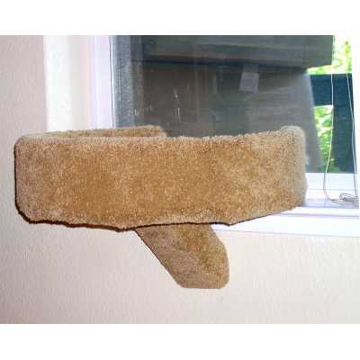 Tub Sleeper Cat Window Perch - FLASH SALE -