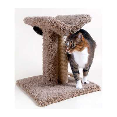 V Scratching Post and Perch Image