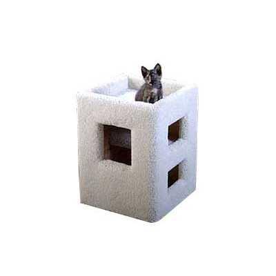 Kitty Sleeper Cube