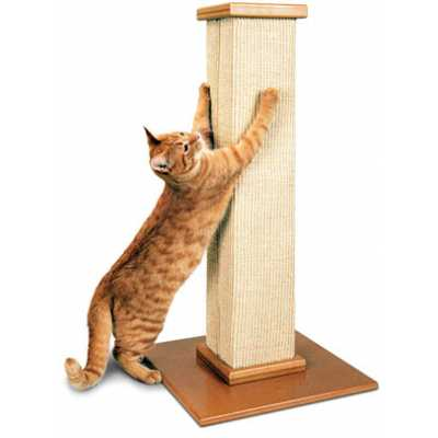 Ultimate 32 Inch Cat Scratching Post